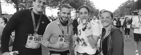 Team Running - 20 km de Paris